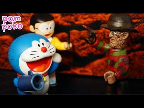 のび太くんの悪夢!アイツが人を引き裂くフレディだ ~ 【DORAEMON】A Nightmare on Elm Street.