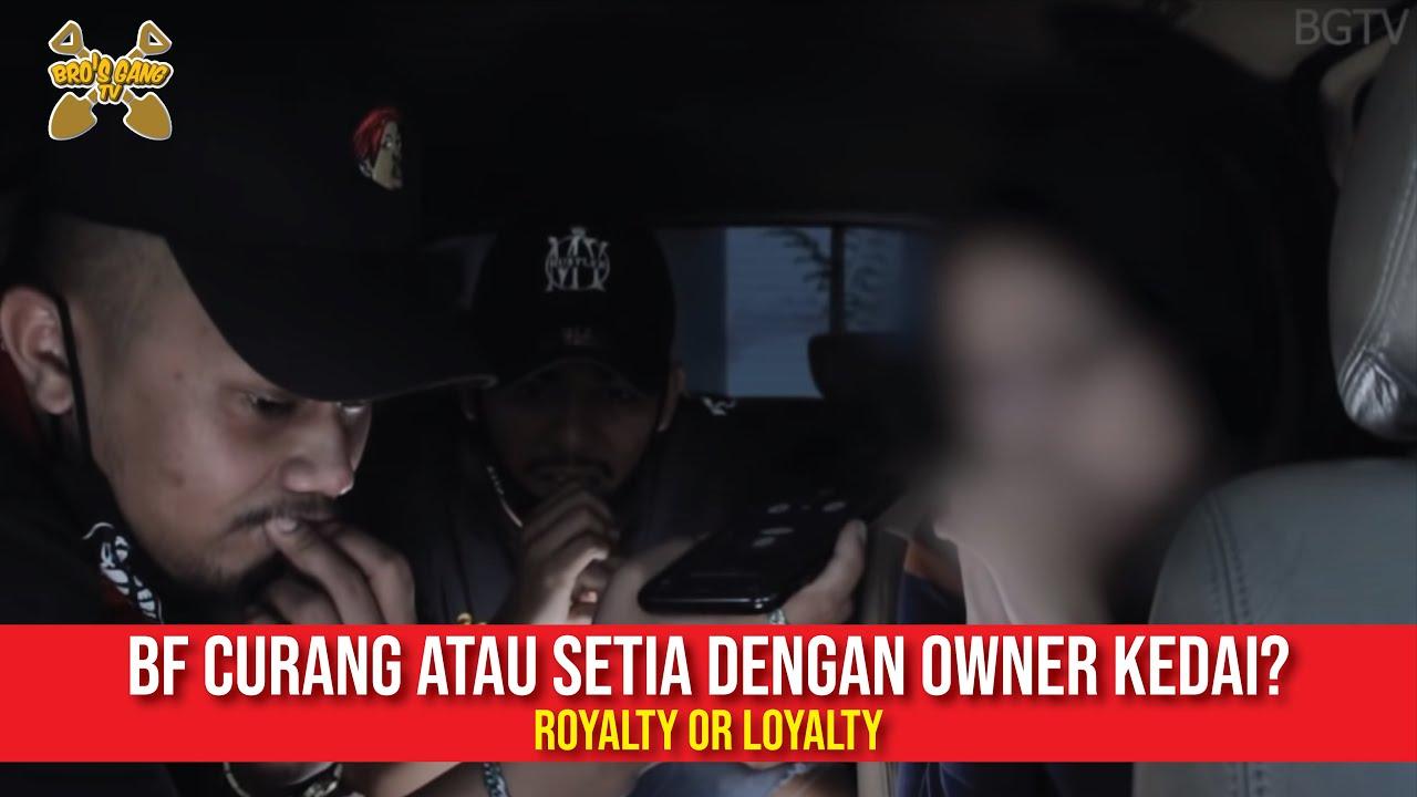 Experiment Gold Digger Test 5 : Si Boyfriend Berlaku Curang Dengan Boss Kedai Kereta?