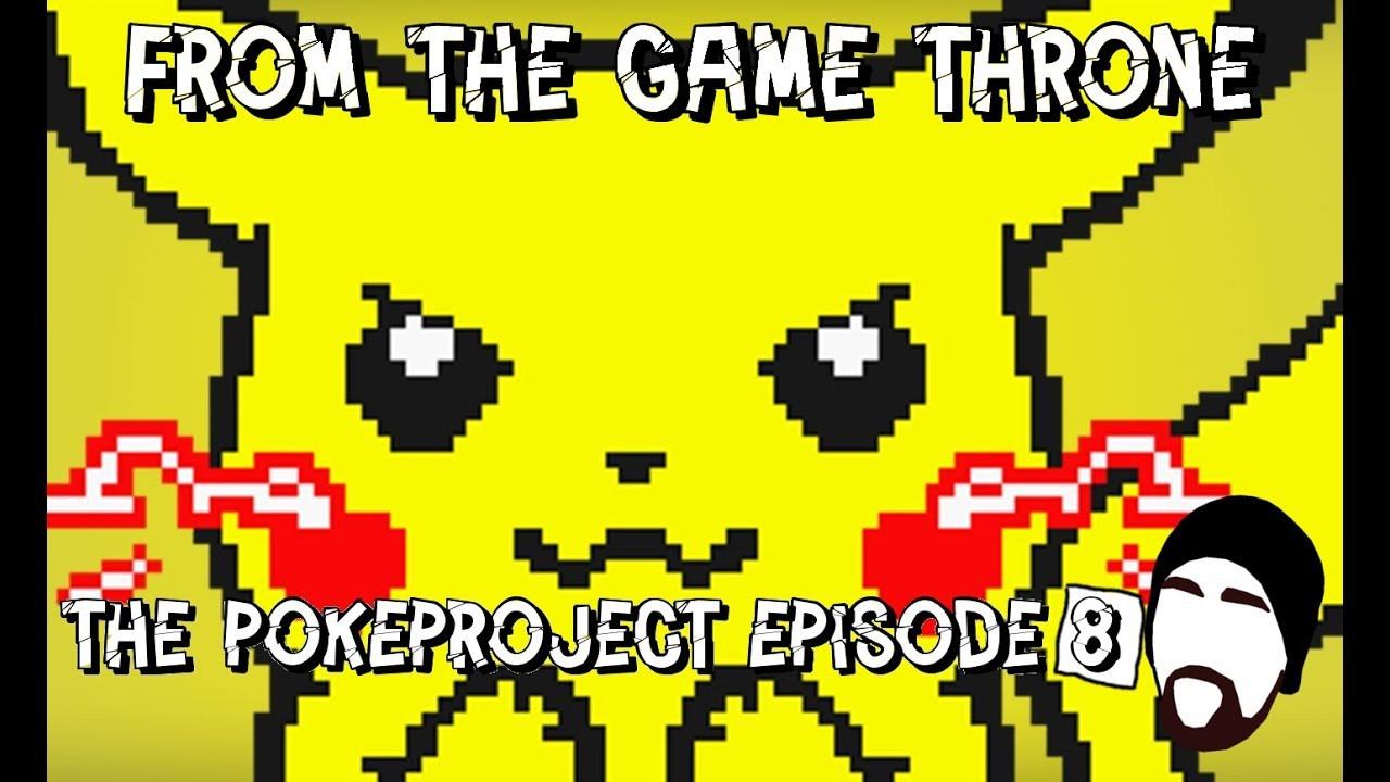 The PokéProject Ep 8 Gen 1 Pokémon Yellow - Special Guest: TheYamYamMan