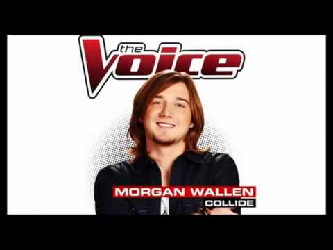 Morgan Wallen Collide Studio Version The Voice 2014