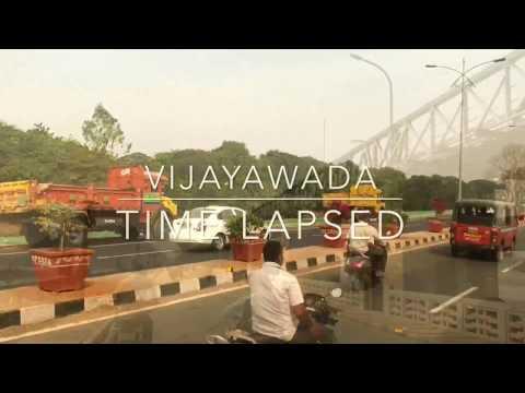 Vijayawada roads Timelapse