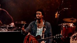 HD - Patrice - New Day (NEW SONG) live @ Orpheum in Graz 10/10/2010, Austria