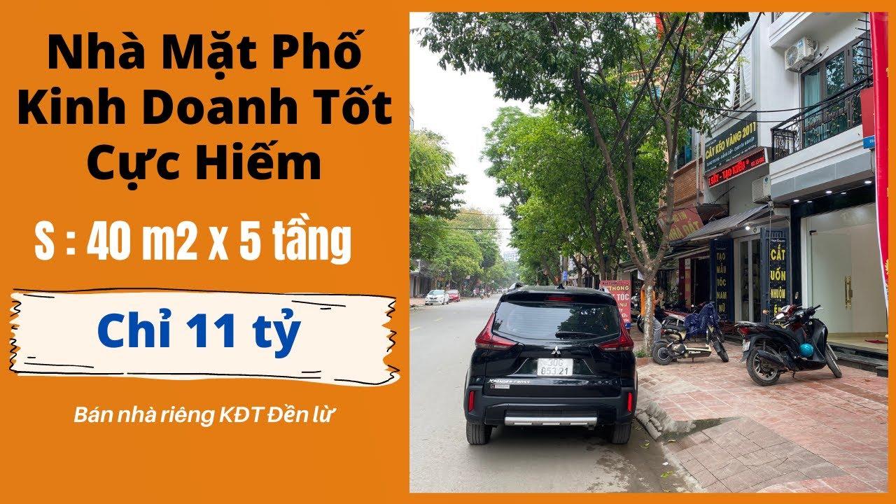 image Bán Nhà Mặt Phố Hà Nội Kinh Doanh Mọi Thứ - Bán Nhà Hà Nội 2021