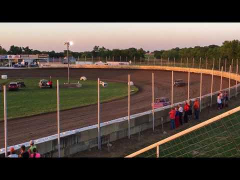 Humboldt Speedway 7/21/2017 Purple Nurple