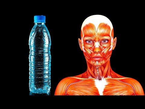 Consumí solo agua por 20 días, mira lo que le ocurrió a mi cuerpo