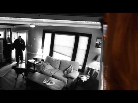Watch what happens: Dog vs intruder