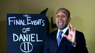 REVELATION PROTOCOLS #57  THE FINAL EVENTS OF DANIEL 11
