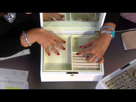 Antonella's Personalized Jewelry Box