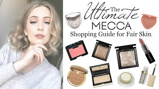 The Ultimate Mecca Shopping Guide for Fair Skin // Part Two | Reviews & Swatches