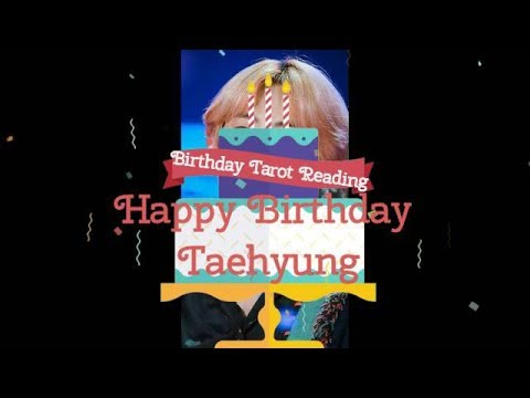 BTS Taehyung Birthday Tarot Reading