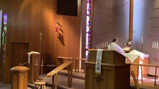 Fourth Sunday of Easter, Good Shepherd Lutheran Church, LC-MS, Two Rivers, WI, Rev. William Kilps