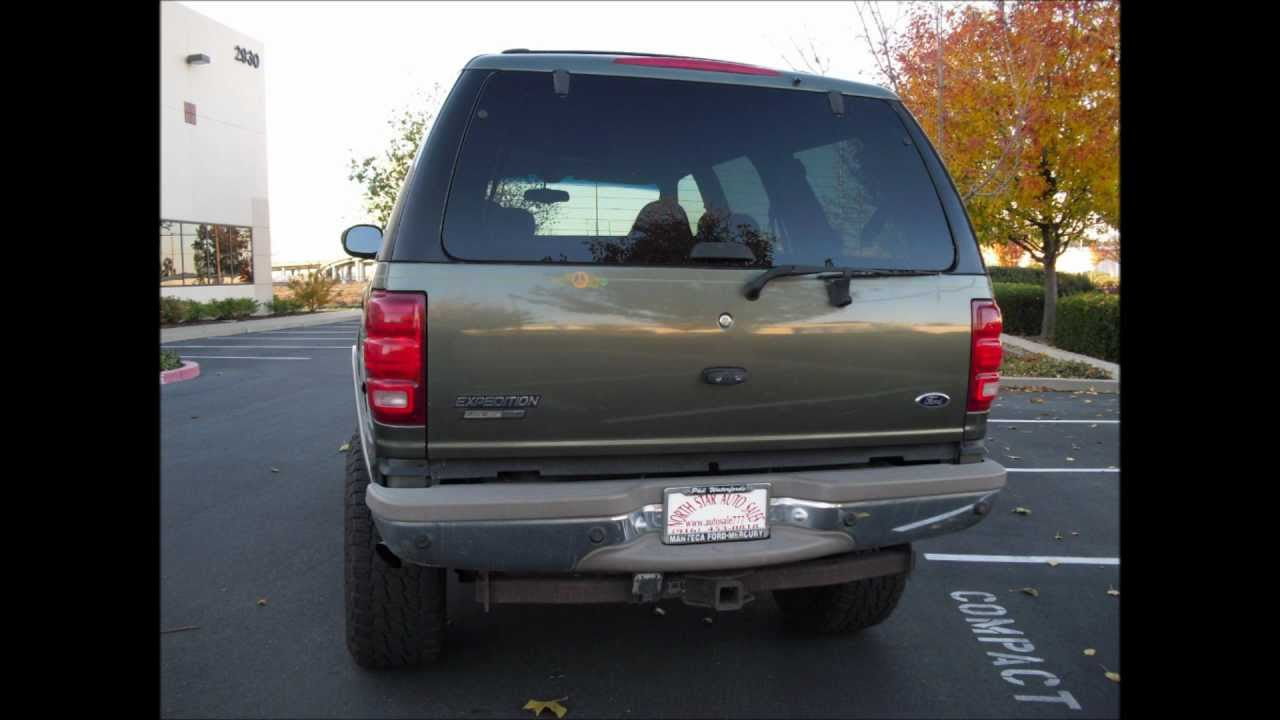 2001 Ford Expedition 4x4 Lifted By North Star