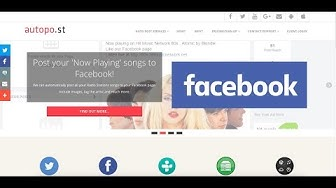How to configure our Facebook Radio Player Plugin - autopo.st