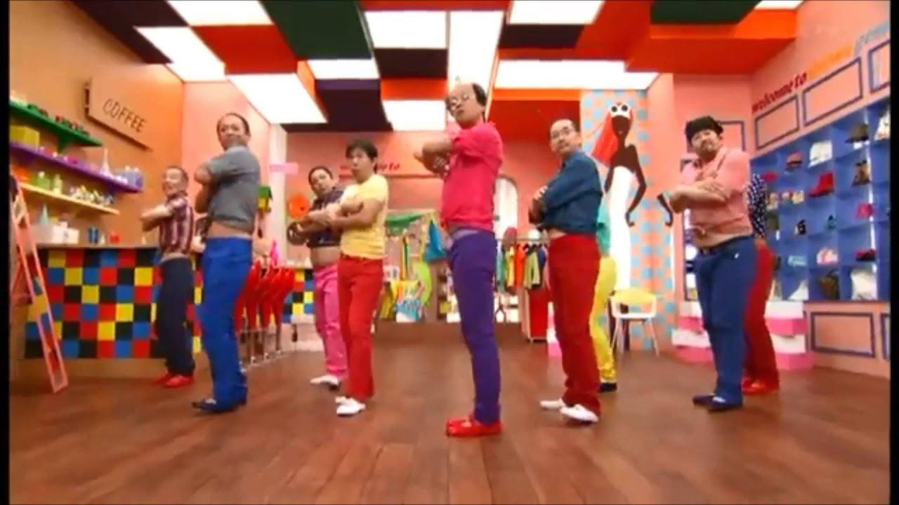 Asian Guys Dance 46