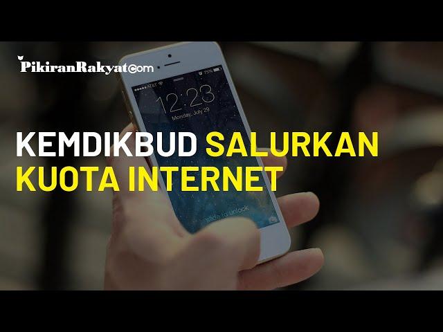 Kemdikbud Salurkan Kuota Internet Gratis Lagi, Berikut Aplikasi dan Website yang Bisa Diakses