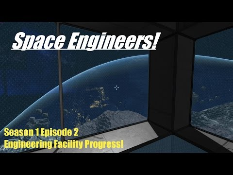 SE S1E2   Engineering Bay Construction!