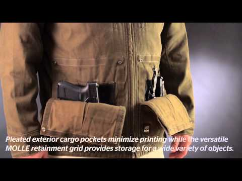 Adder System CCW Coat by Berne  (official video)