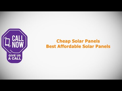 Cheap Solar Panels Minneapolis - Voted As Cheap Solar Panels in Minneapolis?? Clients Review