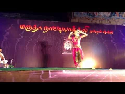 Marudanjali 2014 Anvitha Mohan Kumar- Pahimam Durge