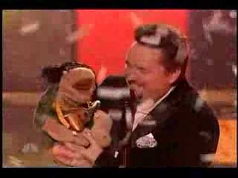 Terry Fator AGT Winning Encore Performance - Obison's Crying