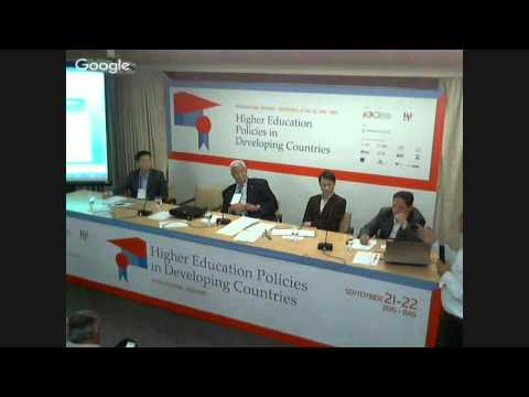 Higher Education Policies in Developing Countries