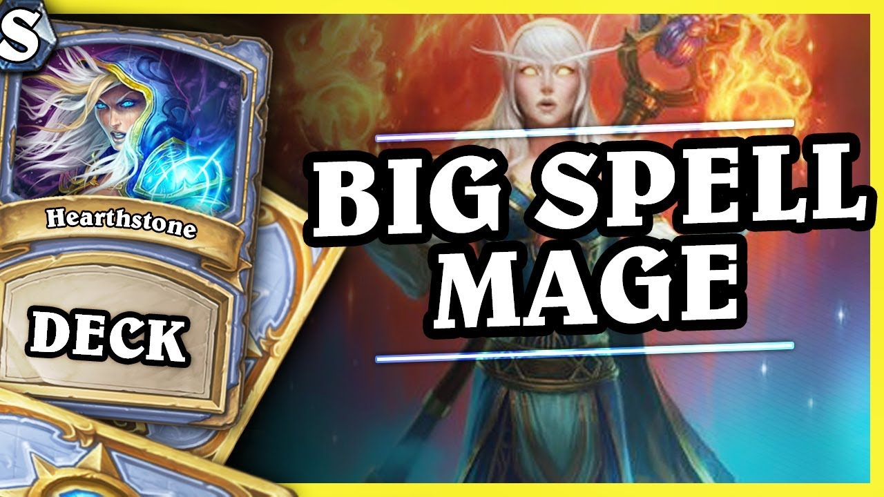 how to play mage deck hearthstone