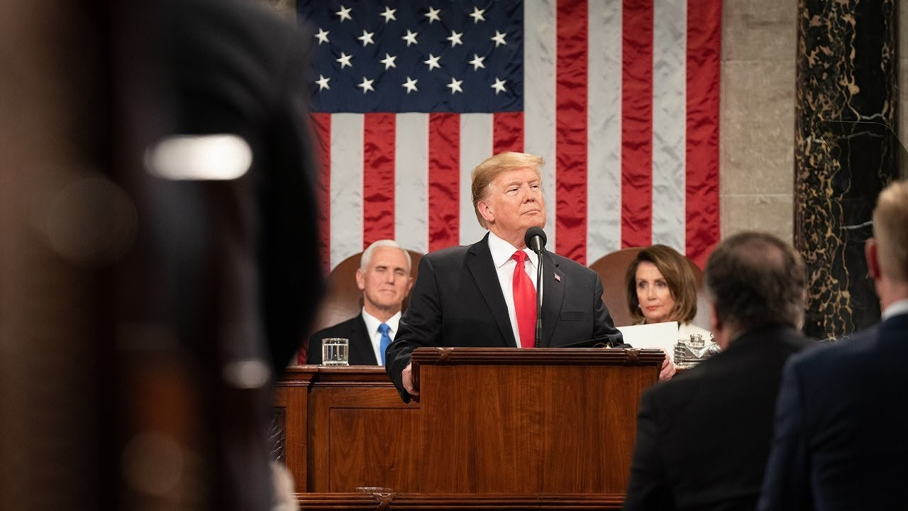 Donald J  Trump - Second State of the Union Address