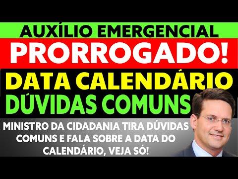 ✔PRORROGAÇÃO AUXÍLIO EMERGENCIAL BOLSA FAMÍLIA DÚVIDAS COMUNS MINISTRO EXPLICA DETALHES IMPORTANTES