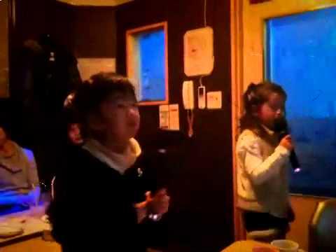 Anna & Momo Karaoke