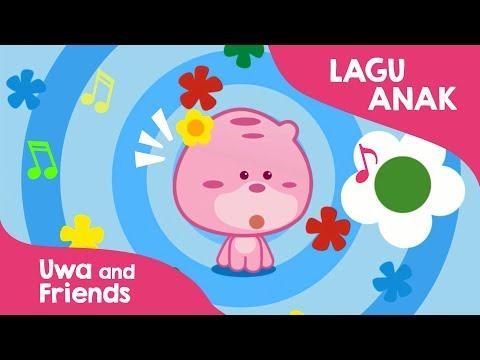 Lihat Kebunku Lirik - Lagu Anak Indonesia Kartun