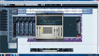 Сведение и мастеринг рэпа в Cubase 5 (Для начинающих)
