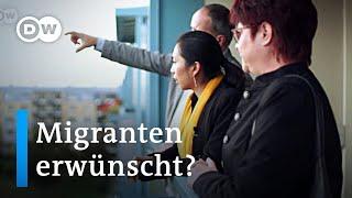 (Ost)Deutschland braucht Zuwanderung - aber sind wirklich alle willkommen? | Made