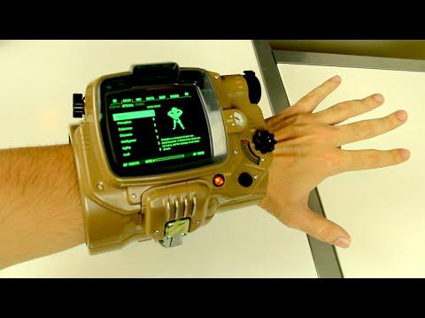 Fallout 4 - Pip-Boy App Demo! (Pip-Boy Edition App For Fallout 4)