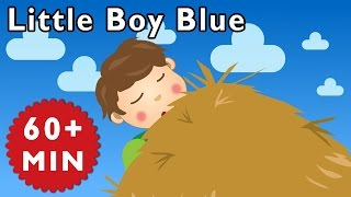 Little Boy Blue and More | Nursery Rhymes from Mother Goose Club!