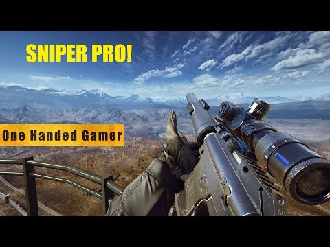 SNIPER PRO! - Battlefield 4 Gameplay