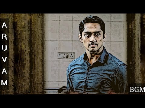 Aruvam Bgm  Siddharth, Catherine Tresa  Download Link 👇  Use Headphones For A Better Experience