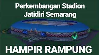 RENOVASI STADION JATIDIRI / 15 Desember 2019