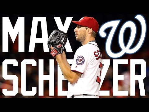 Max Scherzer | Washington Nationals 2016 Highlights Mix ᴴᴰ