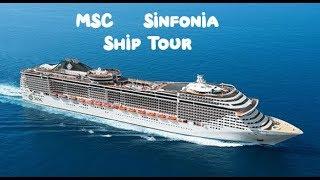 MSC Sinfonia Cruise Ship Tour