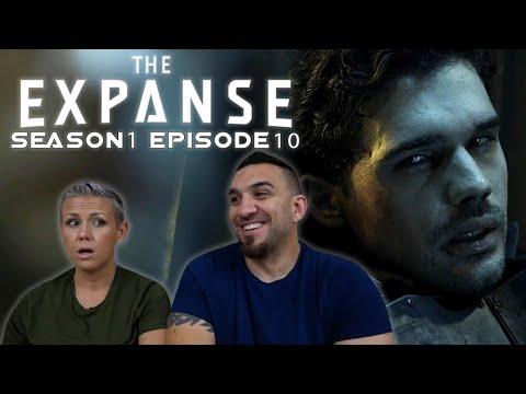 Download The Expanse Season 1 Episode 10 'Leviathan Wakes' Finale REACTION!!