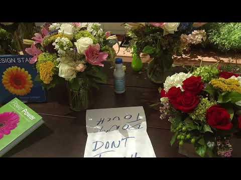 American School of flower design on Hallmark Channel