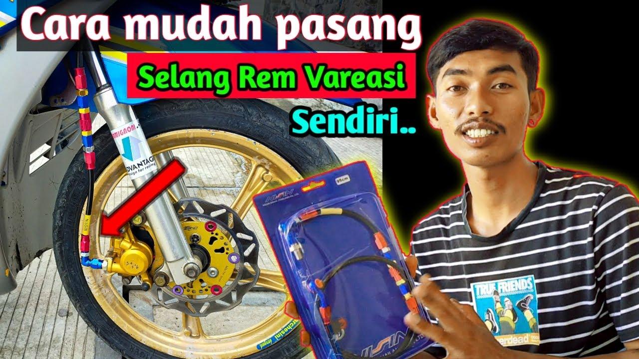 Download CARA PEMASANGAN SELANG REM VARIASI MOTOR DENGAN MUDAH