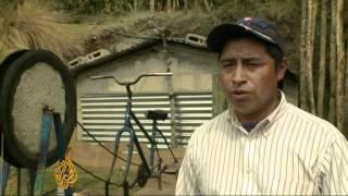 Bicycle-run production benefits Guatemalan community