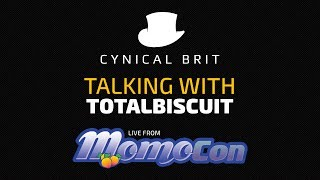 Talking with TotalBiscuit - Live from MomoCon
