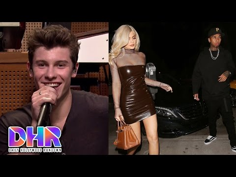 Shawn Mendes DISSES Justin Bieber - Kylie Jenner In Legal Trouble Over Tyga (DHR)