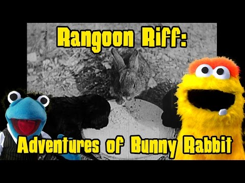 Rangoon Riff: Adventures of Bunny Rabbit