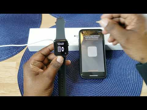 Apple Watch Series 3 Unboxing And Setup