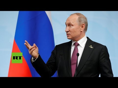 """Putin califica de """"avance"""" el acuerdo con EE.UU. sobre Siria (VIDEO)"""
