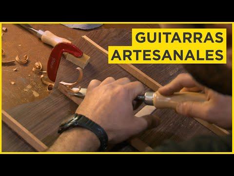 """<h3 class=""""list-group-item-title"""">Guitarras artesanales</h3>"""
