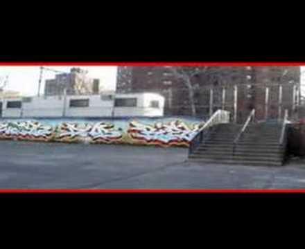 GRAFFITI HALL OF FAME 2006 HARLEM NEW YORK